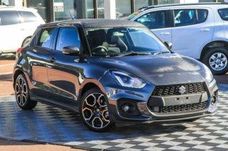 2021 Suzuki Swift AZ Series II Sport Mineral Grey 6 Speed Sports Automatic Hatchback.