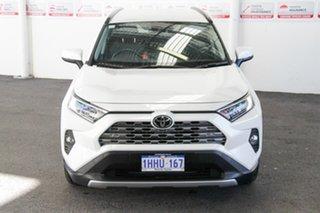 2020 Toyota RAV4 Mxaa52R GXL (2WD) Crystal Pearl Automatic Wagon.