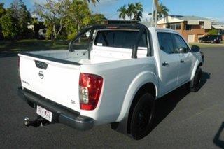 2016 Nissan Navara D23 S2 SL White 6 Speed Manual Utility.