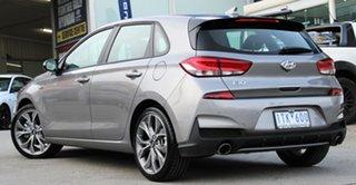 2020 Hyundai i30 PD.V4 MY21 N Line D-CT Fluidic Metal 7 Speed Sports Automatic Dual Clutch Hatchback.