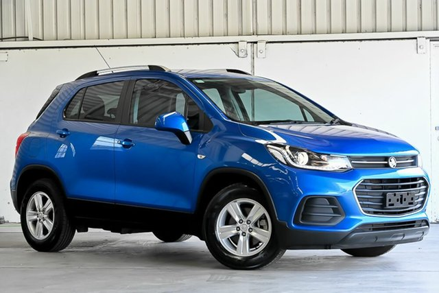 Used Holden Trax TJ MY17 LS Laverton North, 2017 Holden Trax TJ MY17 LS Blue 6 Speed Automatic Wagon