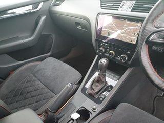 2019 Skoda Octavia NE MY20 RS DSG 245 Blue 7 Speed Sports Automatic Dual Clutch Wagon