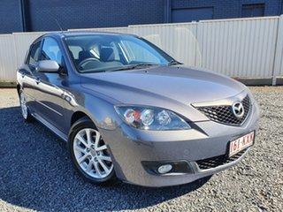 2008 Mazda 3 Maxx Sport Stat Grey 5 Speed Manual Hatchback.