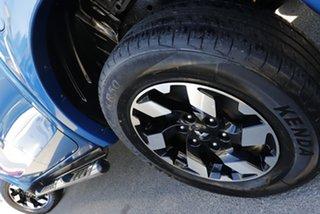 2016 Mitsubishi Triton MQ MY17 Exceed Double Cab Impulse Blue 5 Speed Sports Automatic Utility