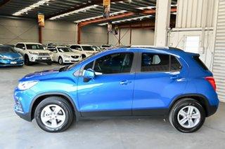 2017 Holden Trax TJ MY17 LS Blue 6 Speed Automatic Wagon