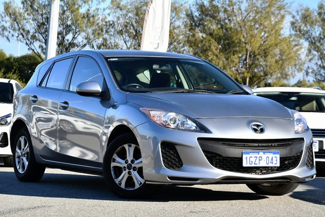 Used Mazda 3 BL10F2 Neo Activematic Clarkson, 2012 Mazda 3 BL10F2 Neo Activematic Silver 5 Speed Sports Automatic Hatchback