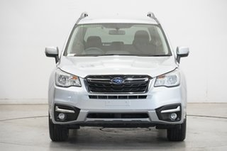 2018 Subaru Forester S4 MY18 2.0D-L CVT AWD Ice Silver 7 Speed Constant Variable Wagon.