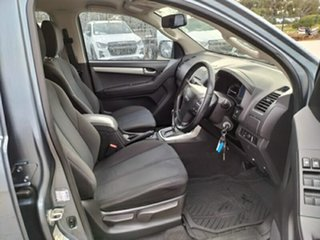 2013 Isuzu D-MAX MY12 LS-U Crew Cab Mineral Grey 5 Speed Sports Automatic Utility