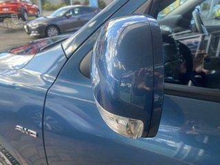 2011 Hyundai Santa Fe CM MY12 SLX Blue Spirit 6 Speed Sports Automatic Wagon