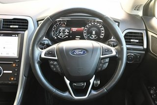 2017 Ford Mondeo MD 2017.50MY Titanium Black 6 Speed Sports Automatic Dual Clutch Hatchback
