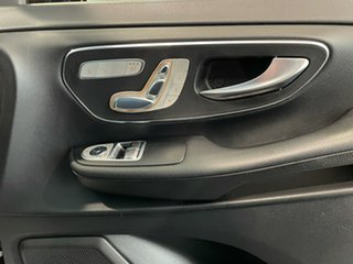 2017 Mercedes-Benz V-Class 447 V220 d 7G-Tronic + Black 7 Speed Sports Automatic Wagon