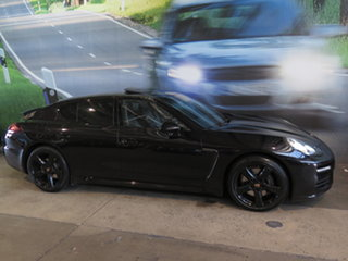 2014 Porsche Panamera 970 MY15 Diesel Black 8 Speed Automatic Tiptronic Coupe.