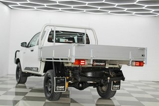 2016 Toyota Hilux GUN125R Workmate (4x4) White 6 Speed Manual X Cab Cab Chassis