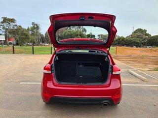 2017 Kia Cerato YD MY17 Sport Red 6 Speed Sports Automatic Hatchback