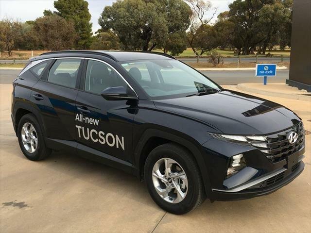 New Hyundai Tucson NX4.V1 MY22 2WD Berri, 2021 Hyundai Tucson NX4.V1 MY22 2WD Deep Sea 6 Speed Automatic Wagon