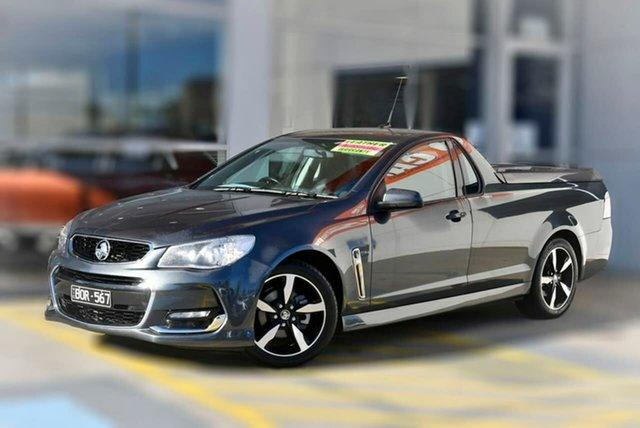 Used Holden Ute VF II MY17 SV6 Ute Berwick, 2017 Holden Ute VF II MY17 SV6 Ute Grey 6 Speed Sports Automatic Utility