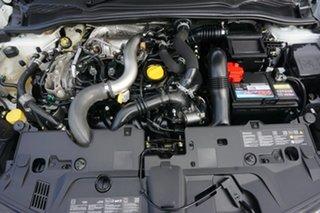 2013 Renault Clio IV B98 R.S. 200 EDC Sport White 6 Speed Sports Automatic Dual Clutch Hatchback
