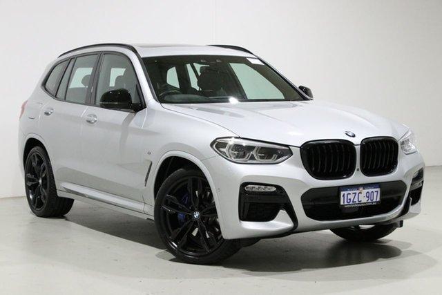 Used BMW X3 G01 MY18.5 M40I Bentley, 2019 BMW X3 G01 MY18.5 M40I Silver 8 Speed Automatic Wagon