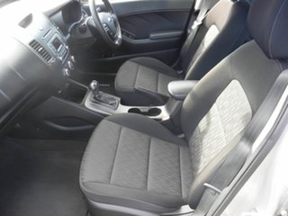 2014 Kia Cerato YD S Silver 6 Speed Automatic Sedan