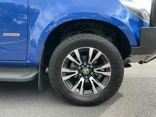 2017 Holden Colorado RG MY18 LTZ Blue 6 Speed Automatic Dual Cab