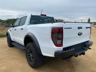 2018 Ford Ranger PX MkIII 2019.00MY Raptor White 10 Speed Sports Automatic Utility