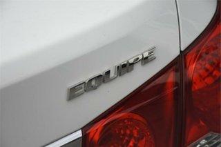2013 Holden Cruze JH Series II MY13 Equipe White 6 Speed Sports Automatic Sedan