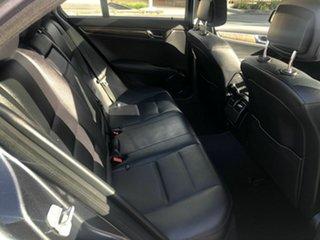 2010 Mercedes-Benz C-Class W204 MY10 C250 CGI Avantgarde Grey 5 Speed Sports Automatic Sedan