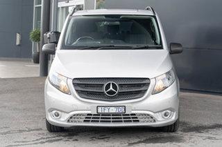 2015 Mercedes-Benz Valente 639 116CDI BlueEFFICIENCY Silver, Chrome 5 Speed Automatic Wagon