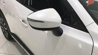 2021 Mazda CX-3 DK2W7A Akari SKYACTIV-Drive FWD White Pearl 6 Speed Sports Automatic Wagon.