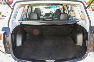 2010 Subaru Forester S3 MY10 X AWD Luxury Silver 5 Speed Manual Wagon