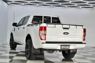 2016 Ford Ranger PX MkII MY17 XL 2.2 Hi-Rider (4x2) White 6 Speed Automatic Crew Cab Pickup