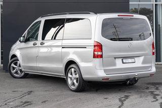 2015 Mercedes-Benz Valente 639 116CDI BlueEFFICIENCY Silver, Chrome 5 Speed Automatic Wagon.