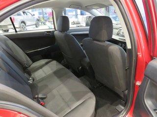 2011 Mitsubishi Lancer SX Sedan