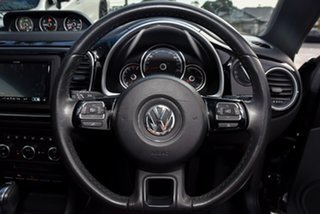 2014 Volkswagen Beetle 1L MY14 Coupe DSG Deep Black Pearl 7 Speed Sports Automatic Dual Clutch
