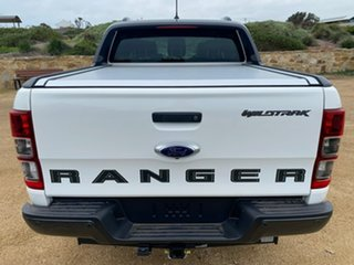 2020 Ford Ranger PX MkIII 2020.25MY Wildtrak White 10 Speed Sports Automatic Double Cab Pick Up