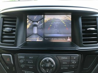 2013 Nissan Pathfinder R52 MY14 Ti X-tronic 2WD Grey 1 Speed Constant Variable Wagon