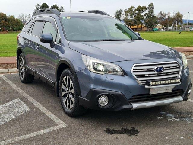 Used Subaru Outback B6A MY15 2.5i CVT AWD Premium Nailsworth, 2015 Subaru Outback B6A MY15 2.5i CVT AWD Premium Grey 6 Speed Constant Variable Wagon