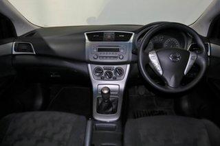 2013 Nissan Pulsar B17 ST Blue 6 Speed Manual Sedan