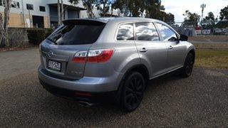 2010 Mazda CX-9 09 Upgrade Grand Touring Silver 6 Speed Auto Activematic Wagon.