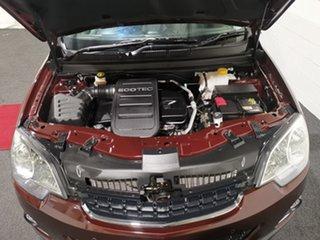 2014 Holden Captiva CG MY14 5 LT Maroon 6 Speed Sports Automatic Wagon