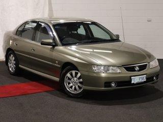 2003 Holden Berlina VY Martini Grey 4 Speed Automatic Sedan.