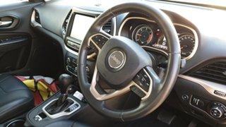 2014 Jeep Cherokee KL Limited (4x4) Grey 9 Speed Automatic Wagon