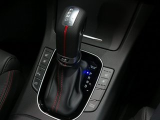 2020 Hyundai i30 PD.V4 MY21 N Line D-CT Premium White 7 Speed Sports Automatic Dual Clutch Hatchback