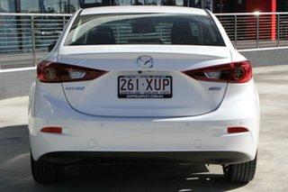 2017 Mazda 3 BN5238 SP25 SKYACTIV-Drive White 6 Speed Sports Automatic Sedan