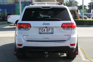 2013 Jeep Grand Cherokee WK MY2013 Limited White 5 Speed Sports Automatic Wagon.
