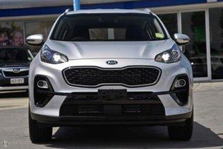 2021 Kia Sportage QL MY21 SX 2WD Silver 6 Speed Sports Automatic Wagon.