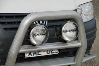 2008 Volkswagen Caddy 2K MY09 Maxi White 5 Speed Manual Van