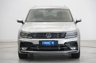 2016 Volkswagen Tiguan 5N MY17 162TSI DSG 4MOTION Highline Silver 7 Speed.