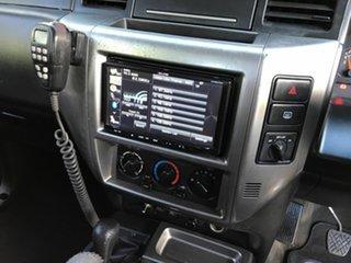 2012 Nissan Patrol Y61 GU 8 ST Simpson 50th Anniversary White 5 Speed Manual Wagon