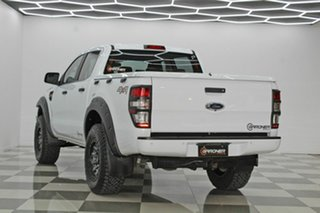 2017 Ford Ranger PX MkII MY18 XL 3.2 (4x4) White 6 Speed Automatic Crew Cab Utility